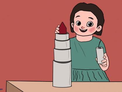 2-3 Yaş Arasındaki Çocuklar İçin Evdeki Malzemelerle Neşeli Aktiviteler