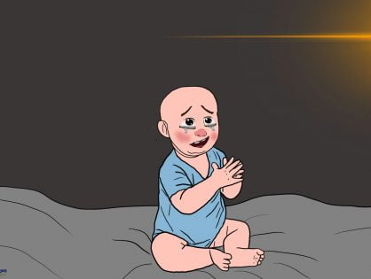 Çocuklarda Gece Terörü Nedir?