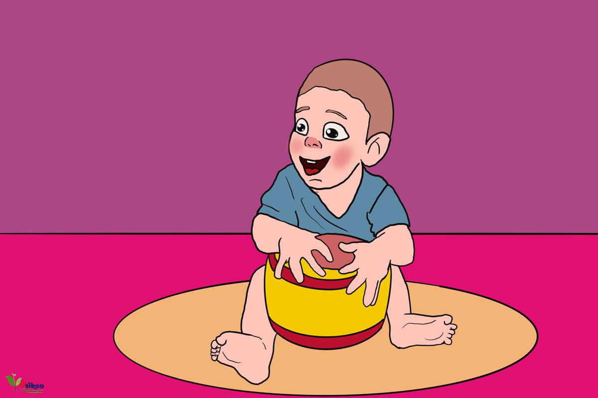1 Yaşındaki Çocuklar İçin Eğlenceli Aktiviteler